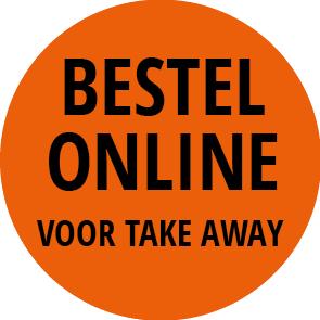 Bestel online voor Take Away
